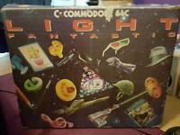 Commodore 64 light fantastic snes nes Sega atari gameboy
