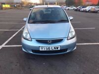 HONDA JAZZ Se Cvt, PETROL, 1.3 SEMI-AUTO, CHEAP RUNNER, 1 YEAR NEW MOT