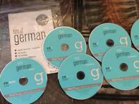 German language learning package