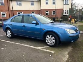 ** Automatic Ford Mondeo 2.0 Petrol **