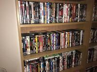 Many dvds and boxsets for sale