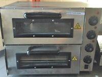 Double Pizza Oven - EU0151