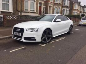 Audi A5 Coupe Special Editions 3.0 TDi 204 Black Edition 2 Dr Multitronic[Nav]