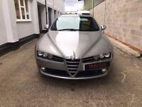 09 PLATE - 2009 - Alfa Romeo 159 1.9 JTDM 16v TI 4dr