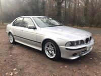 BMW 520i m-sport, 2003, 2.2L MANUAL, 119k Miles, stunning condition
