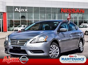 2013 Nissan Sentra 1.8 S*One Owner *Accident Free*