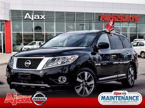 2013 Nissan Pathfinder Platinum*One Owner*Accident Free