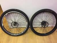 "Mountain bike wheels 26"""