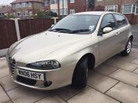 Alfa Romeo 147 1.6 only 37k miles. Immaculate