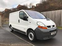 RENAULT TRAFFIC 1.9DCI +FULL MOT+ not Vauxhall vivaro ford transit
