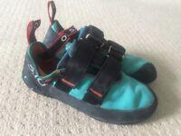 Five Ten Women's Anasazi LV Climbing Shoe UK Size 5.5