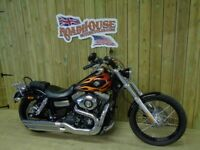 Harley Davidson Wide Glide 2013