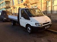 Ford transit tipper non pickup very good drive