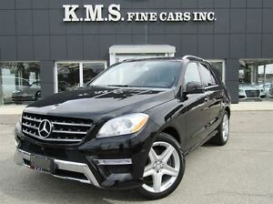 2014 Mercedes-Benz M-Class ML350 BlueTEC 4MATIC| SPORT PKG| PREM