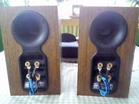 B&W CM1 speakers