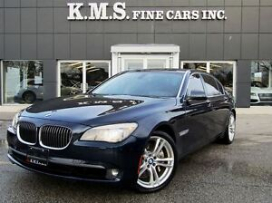 2011 BMW 7 Series Li xDrive| M-SPORT WHEELS| CLEAN CARPROOF