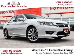 2015 Honda Accord Sedan V6 TOURING | LOW KM!! - FORMULA HONDA