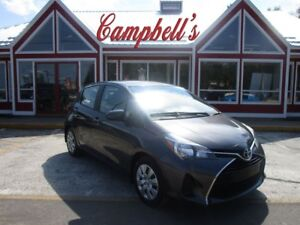 2015 Toyota Yaris LE 5DR HATCHBACK AIR CRUISE 5SP STD