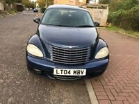 2004 Chrysler PT Cruiser 2.2 CRD Limited 5dr Manual @07445775115