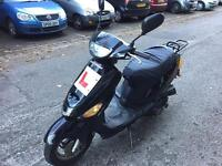 2014 50cc moped
