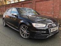AUDI S3 2.0 TFSI S TRONIC+64REG+410BHP*MRC TUNED*STAGE 2* MILTEX **SOLD SIMILAR MAY BE AVAILABLE**