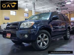 2006 Toyota 4Runner Limited V8 FREE OF ACCIDENTS.