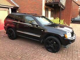 Jeep Grand Cherokee 3.0 crd. Low road tax on this year only