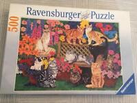 Ravensburger Cat Puzzle