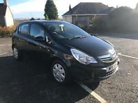 Vauxhall corsa 1.2 5dr 2011 . New mot . Full service history (priced to sell)