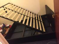 Free to collected double bed