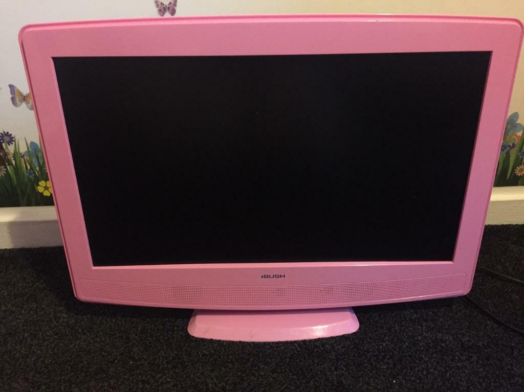 "19"" bush tele DVD player"