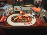 Fireman Sam complete play set
