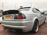 BMW M3 FSH 1 Year Mot Stunning car £1700
