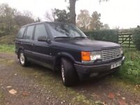 RANGE ROVER HSE LEFT HAND DRIVE AUTO 1 OWNER 80K ONLY TE 07388078574