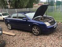 Breaking Vauxhall vectra 2.2 petrol