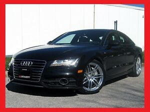 2013 Audi A7 3.0T+S LINE+PRESTIGE PKG+LOADED