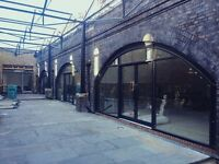 Railway arch studio / office / workshop available to rent in Streatham / Tooting