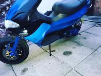 Gilera runner 180 reg as a 125