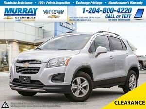 2014 Chevrolet Trax AWD 4dr LT w/1LT *Bluetooth, OnStar, Heated