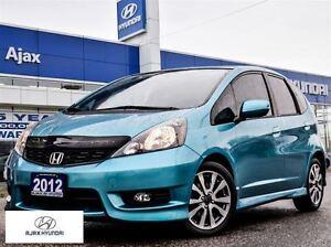 2012 Honda Fit Sport (A5)