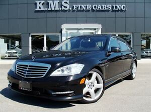 2012 Mercedes-Benz S-Class S 350 BlueTEC 4MATIC |DIESEL| LWB| AM