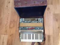 Vintage Soberano Accordion