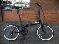 Dahon Vitesse folding bike like Brompton Tern