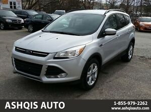 2014 Ford Escape SE Ecoboost Leather alloy wheels