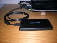 External Hard Drive - 80Gb USB Freecom Drive