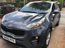 2016 KIA Sportage 1.6 GDi 1 SUV Only 6,000 Miles FSH Showroom condition A Must View!!!