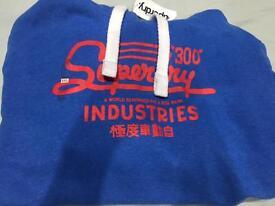 Superdry hoodie new xxl