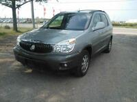 2004 Buick Rendezvous CXL only 144km