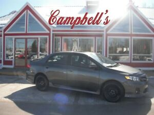 2012 Toyota Corolla S SUNROOF BLUETOOTH