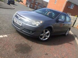 2006 vauxhall astra 1,9 cdti sri 150 bhp xpack bodykit long mot excellent condition